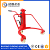 man powered oil drum pallet truck
