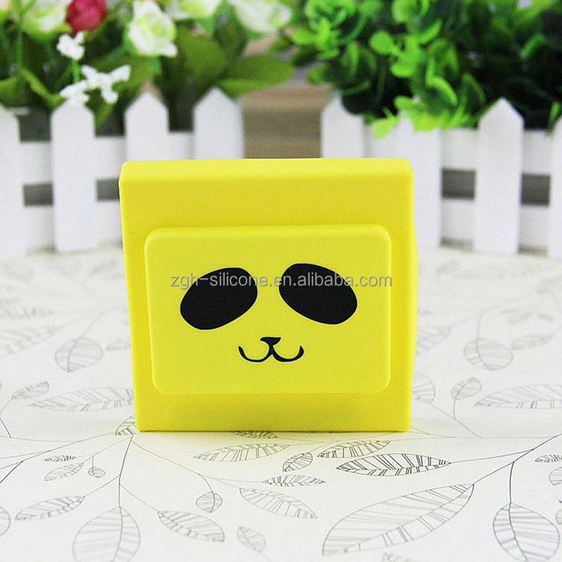Colorful Silicone Light Switch Cover Silicone Rubber Switch Cover