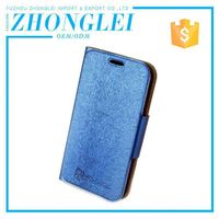 Custom-Made Dustproof Flip Case For Lenovo A388T With Strong Packing