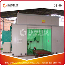 2016 New Techology Sand Blasting Booth with Shot Recovery System