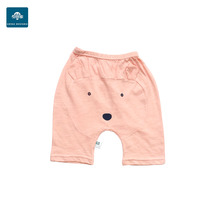 Summer newborn baby clothes made of cotton fabric baby pants