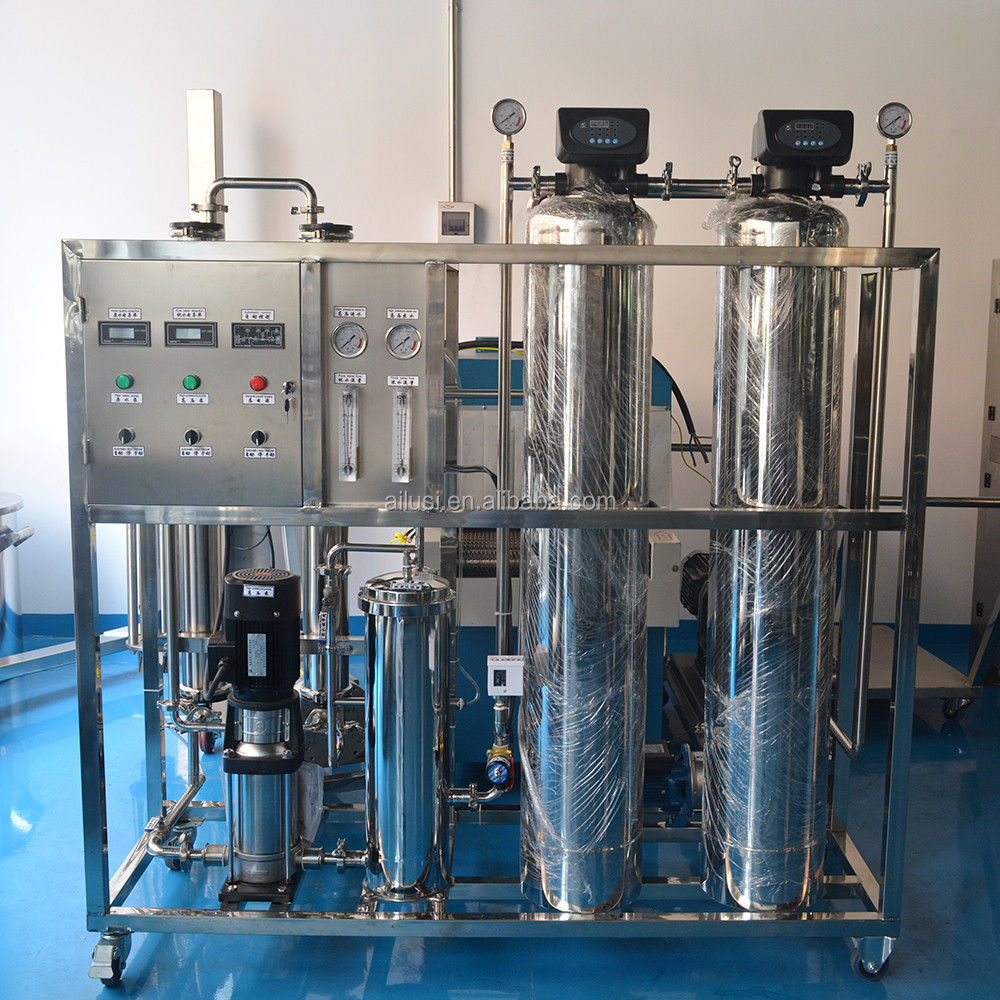 Industrial water purifying equipment plant reverse osmosis machine