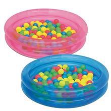 2-ring kids pool type baby ball pit play pool