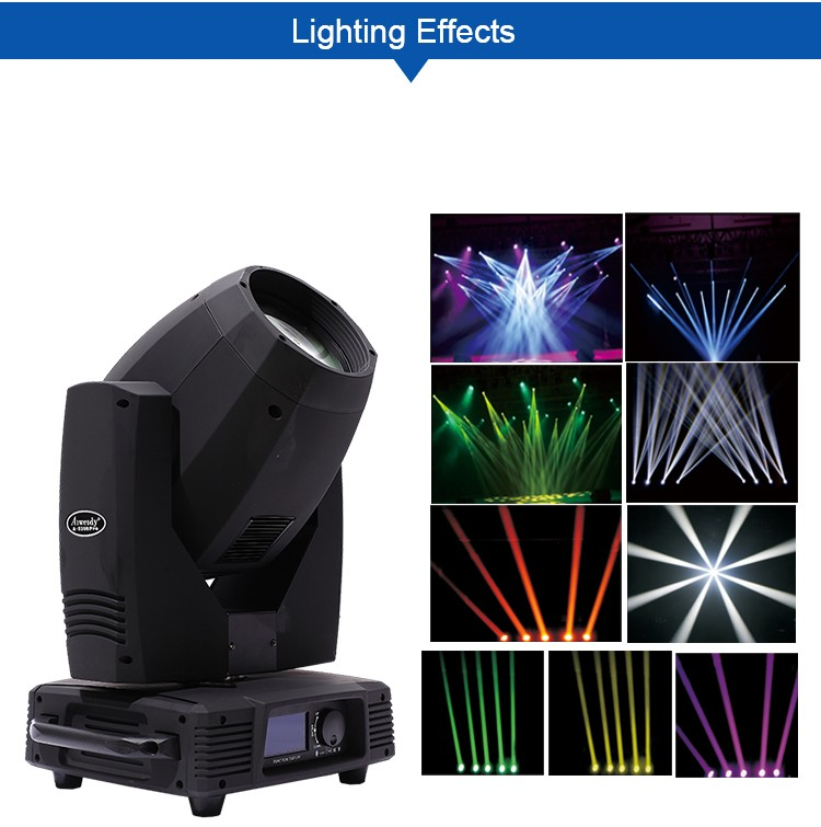 2017 Newly Dj Light sharpy 330w 15r beam moving head led beam moving head lighting