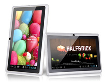 7inch android tablet pc quad core q88 allwinner a33 android4.4 mid mini pc china alibaba