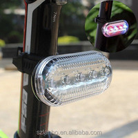 5 LED Bright Bike Bicycle Cycling Outdoor Sport Gear Safty Tail Light