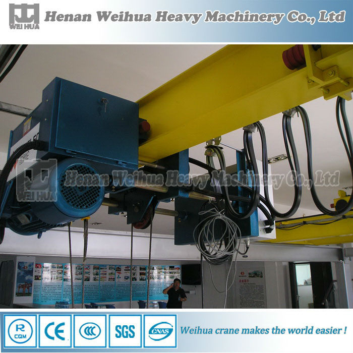 Light construction equipment Wire Rope Monorail Hoist Lift equipment