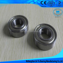 WJY China gold supplier Gcr15 stainless Steel 6313-2RS deep groove ball bearing