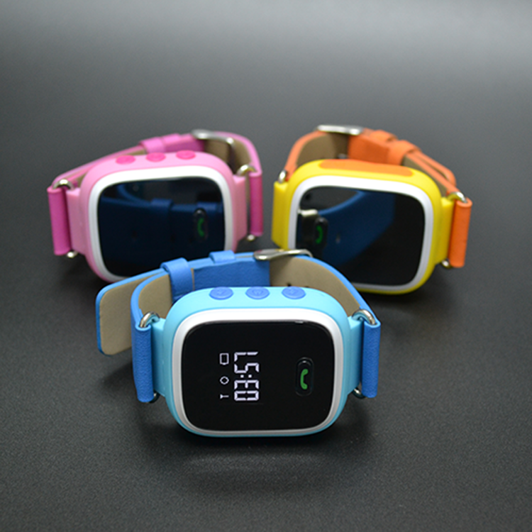Children smart watch gps gsm mobile wrist watch phones hotsale