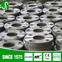 jis carbon steel class 300 forged flange