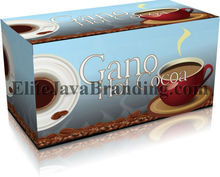 Ganoderma Slimming Dietary Natural Hot Cocoa