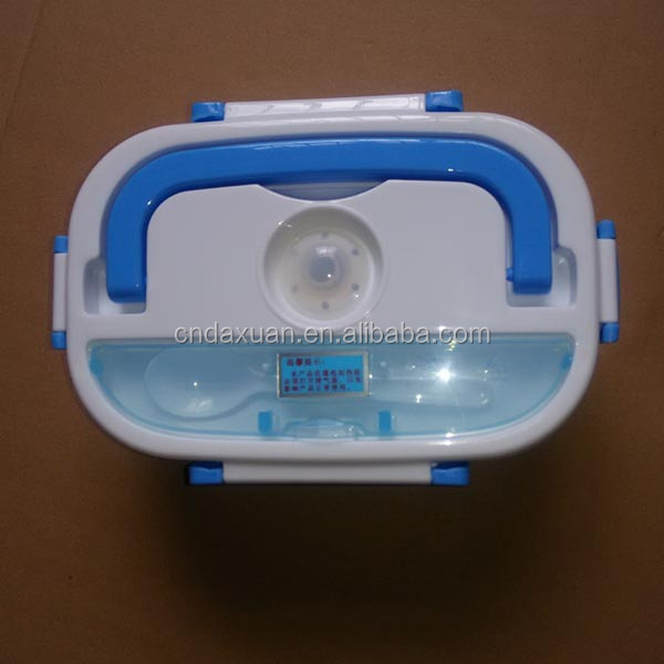 Hot Sale EU Heating Electric Lunch Box Keep Warm Lunch Box Container