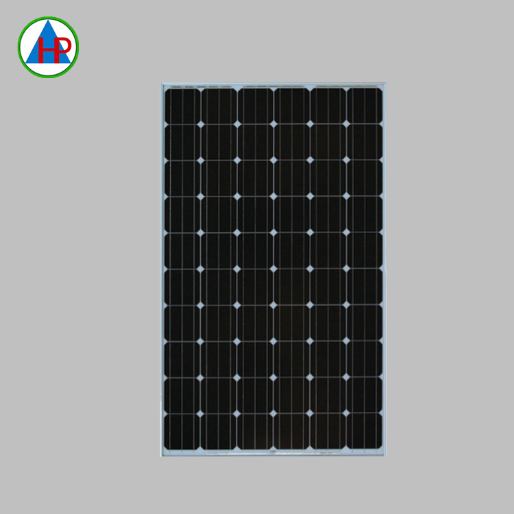 Lowest Price high transparent solar panel 250w monocrystalline Silicon Solar Cell panel