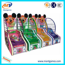 Newest Small basketball/special new style amusement park games factory