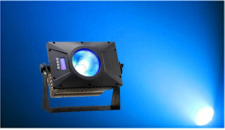2017 hot sale 300W 4in1 COB Led outdoor IP66 waterproof led par can