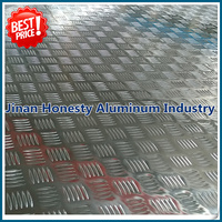 aluminum checker plate and sheet weight alloy 1100 3003 H14 H24