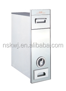 High Quality Rice Dispenser/ Rice Bin / Rice Storage Container With Steel  Painting
