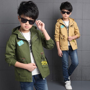B40691A Fashion kids coat boys casual jackets