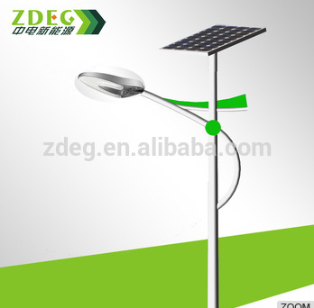 40W LED new design garden solar light
