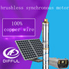 Solar Submersible Pump Agriculture Solar Submersible