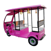 Make In China Electric Tricycle Passenger Use For And Driving Type Taxi Three Wheel Electric Motorcycle For Sale