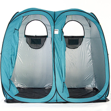 pop up change tent beach privacy toilet tent privacy dressing room Outdoor Backpack Shelter
