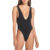 High Waisted Bikinis Online Swimwear Bathing Suit Cover Ups Beachwear Black One Piece Swimsuit