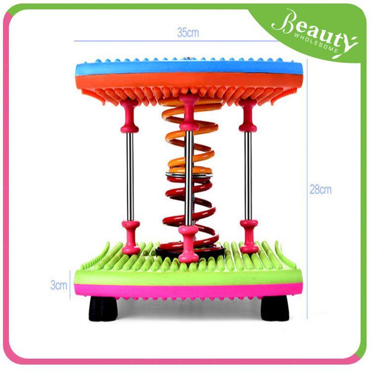 dancing twist machine with music , high quality mini stepper active ,H0T028 stepper with dumbbell