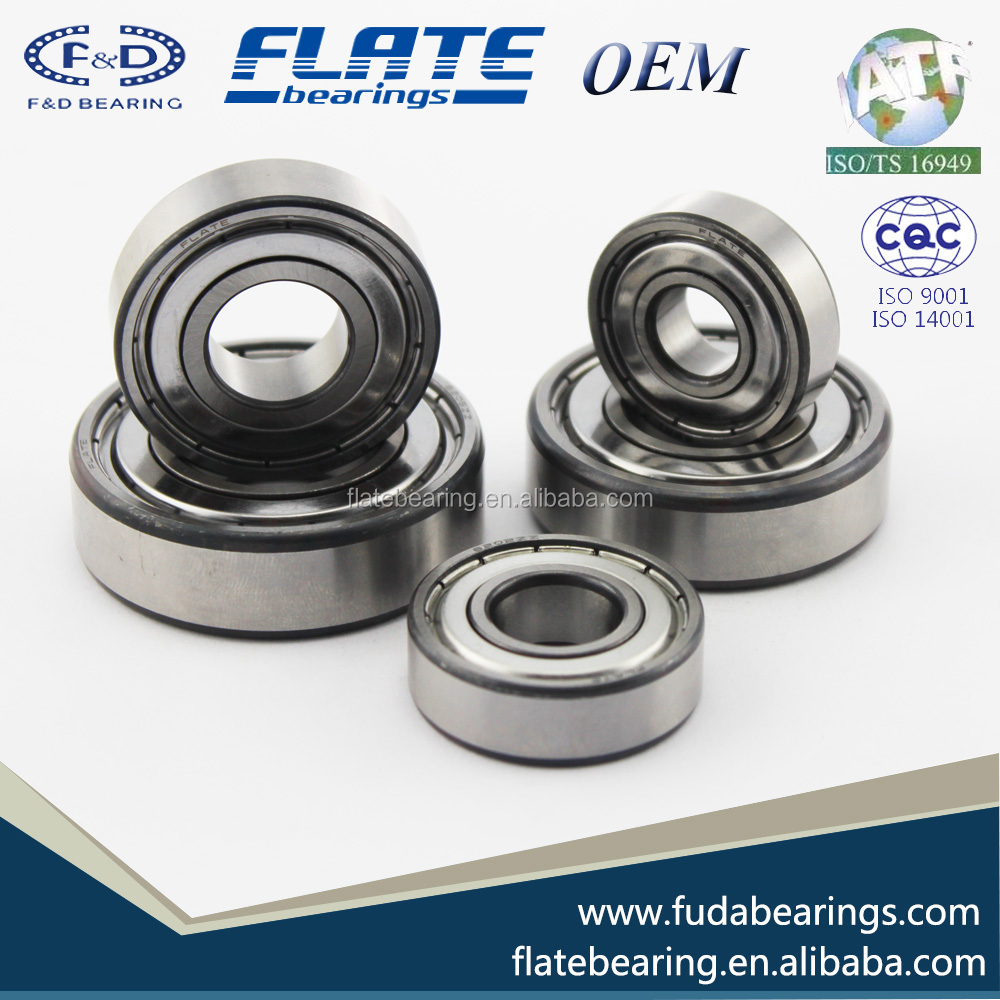 F&D Bearing 6301 6302 6303 6304 6305 6306 6307 6308 6309 6310 6311 6312 6313 6314 ZN C3 Ball Bearing Deep Groove Ball Bearing