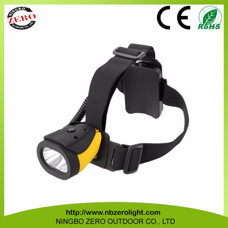 Best Price Superior Quality 2*1W LED Headlamp Waterproof