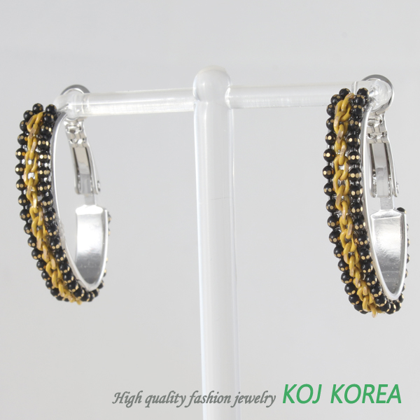 KB-141 big size earring hollywood style to south korea
