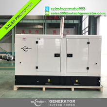 3 phase 50/60hz 80kva diesel generator powered by perkin engine 1104A-44TG2