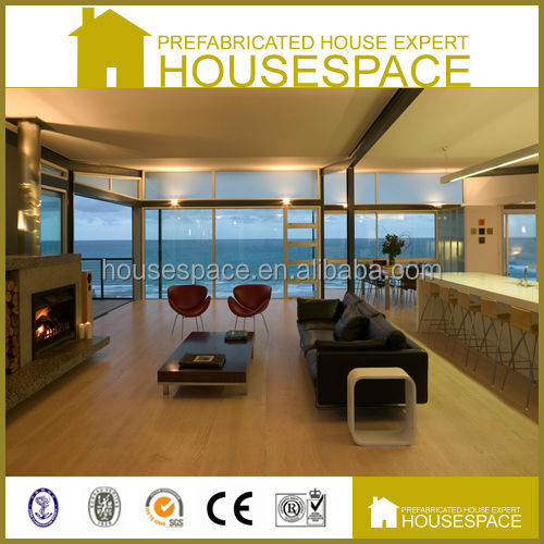 Luxury Building Modern Romantic Prefab Container Module House