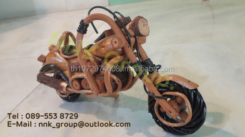 Chopper Wood handmade