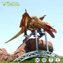 Park Decoration Life Size Dragon Statue
