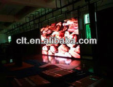 street led digital display board/16mm outdoor RGB led modules/big tv led china for shopping mall