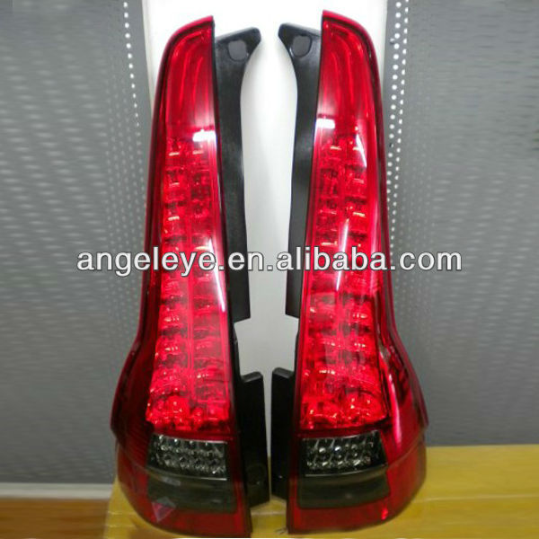 For HONDA CRV 2007-2011 year LED Tail Lights Red Black Color