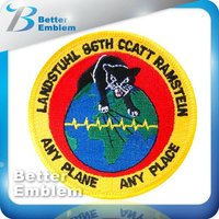 Embroidery Patch Material