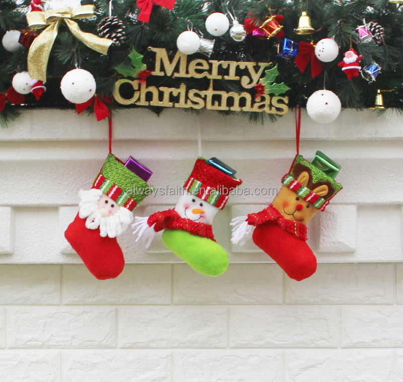 Factory price best quality warm christmas socks GFT-<strong>11</strong>