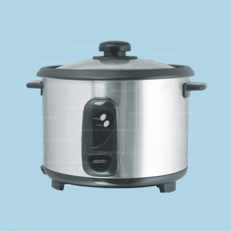 Coating line multi function 3 cup electric magic national inner pot shenzhen 700W Sheet Iron straight body Rice Cooker