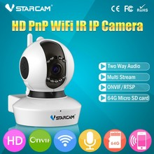home security robot wireless indoor remote control pan tilt wifi ip camera