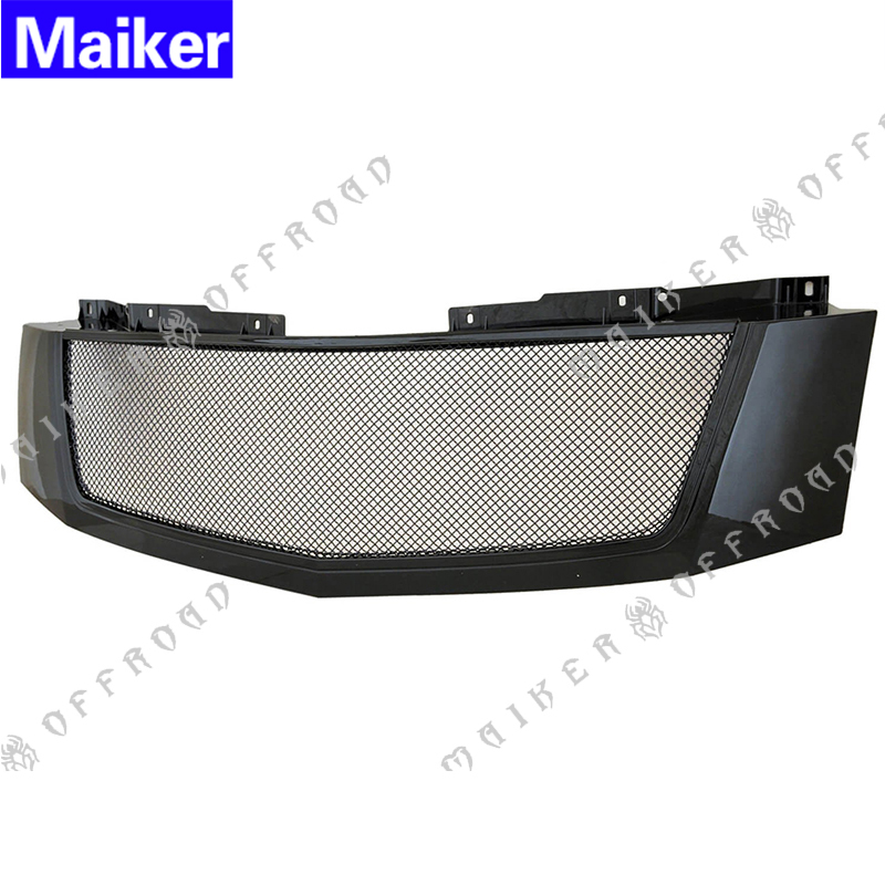 Good quality black grille accessories for Cadillac Escalade 2007 - 2012 car