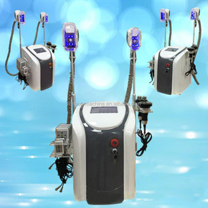 5 in 1 Cavitation RF Laser Liposuction Equipment Cryo Weight Loss Machine for Spa