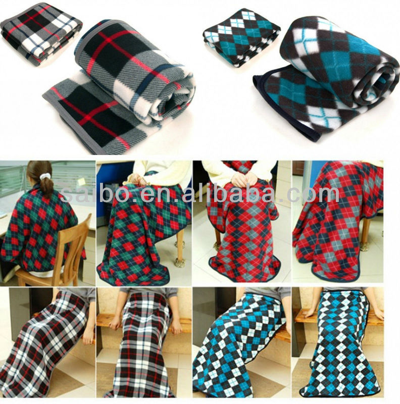 Plaids Checks Vintage Kid Baby Blankets Knee Blanket Air Condition Blanket Home
