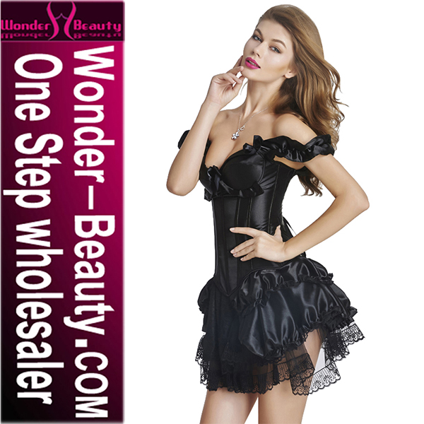 2016 New Design Open Hot Sexy Corset xxl Movie