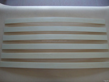 765X63X10MM wooden curved bed slats