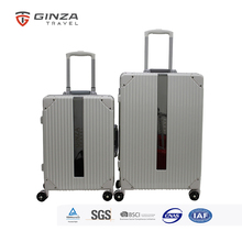 China Wholesale New Innovative Products Designer Trolley Case PC Luggage