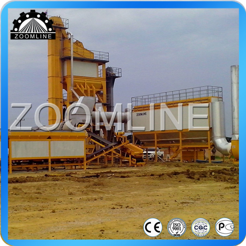 China Asphalt Mixing Plant Manufacturer; Asphalt Hot Mix Plant; 60TPH Asphalt Mixing Plant