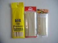 Hot Sale All Size Natural Bamboo Skewer