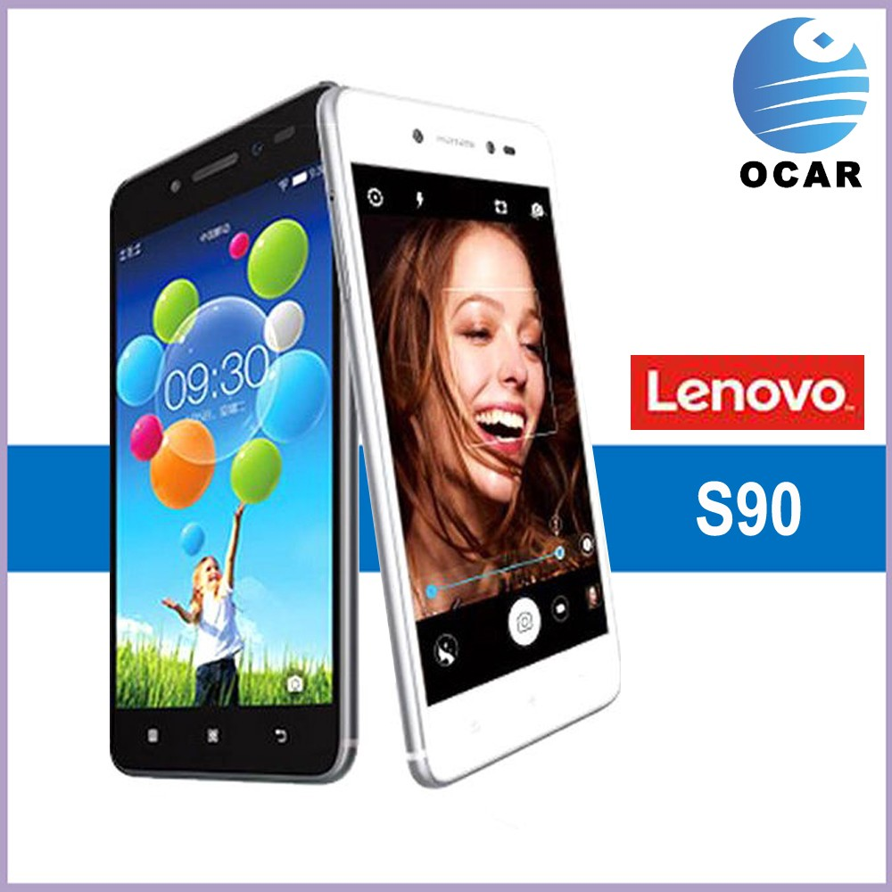 Original Lenovo Sisley S90 Phone 4G Lte Mobile Phone qualcomm Snapdragon 410 Quad Core Android 4.4 2GB RAM 16GB ROM Smartphone
